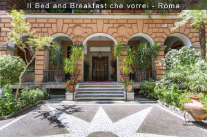 il bed and breakfast che vorrei, roma,