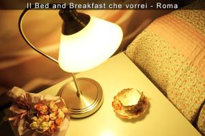 il bed and breakfast che vorrei, stanza, particolare,