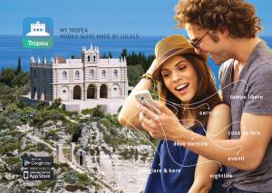 my tropea, app turistica,