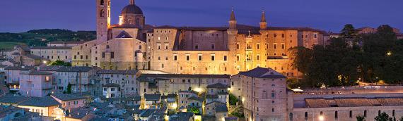Itinerario Marche: Pesaro – Urbino