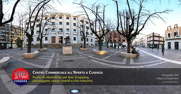 Corso Mazzini Cosenza.