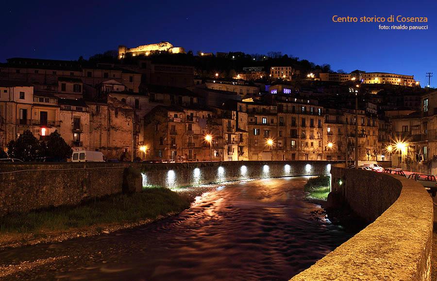 Cosenza Città d'Arte, centro storico.