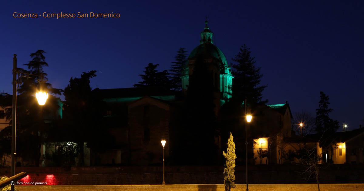 Città da visitare in Italia. Cosenza: complesso San Domenico.
