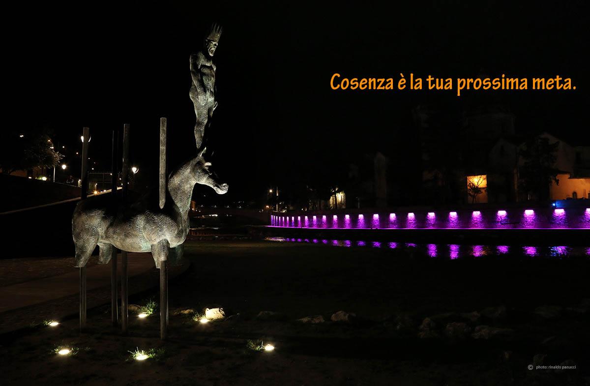 Città italiane da visitare in due giorni: Cosenza.