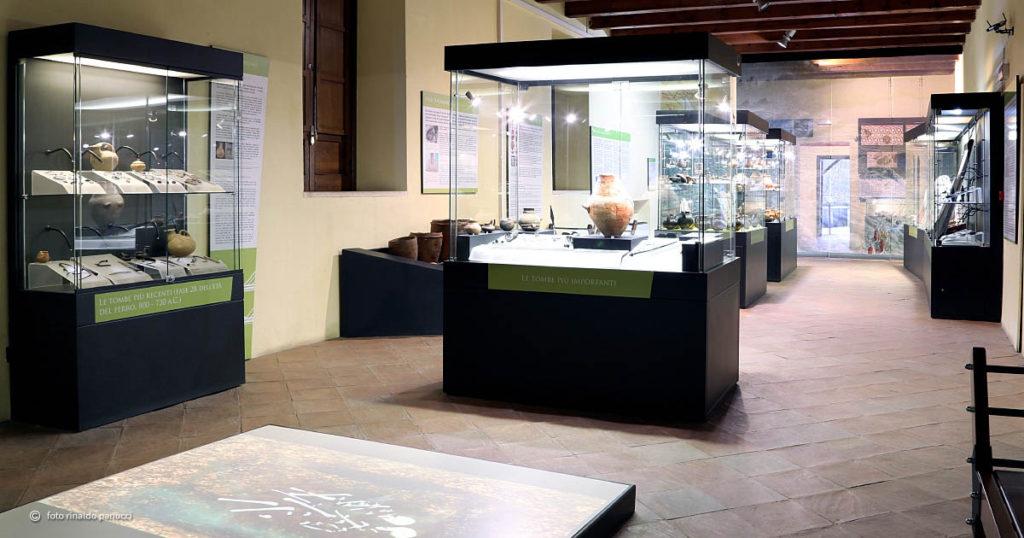 Cosenza. Museo dei Brettii e degli Enotri.