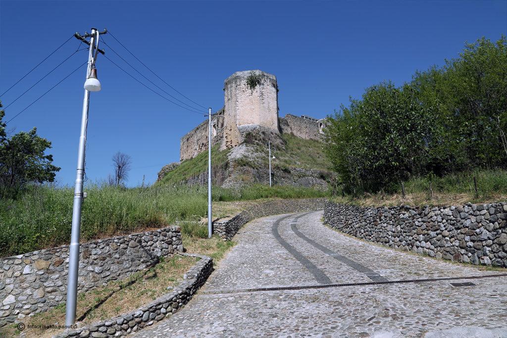 Cosa vedere a Cosenza: Castello Normanno-Svevo.