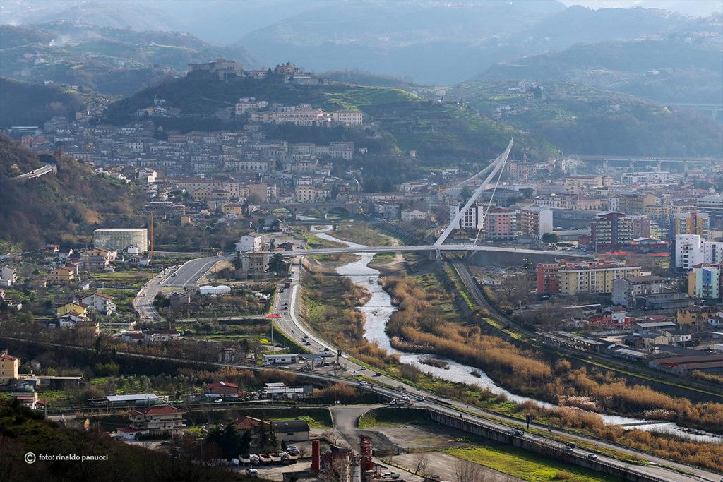 Cosenza, Ponte San Francesco da Paola.