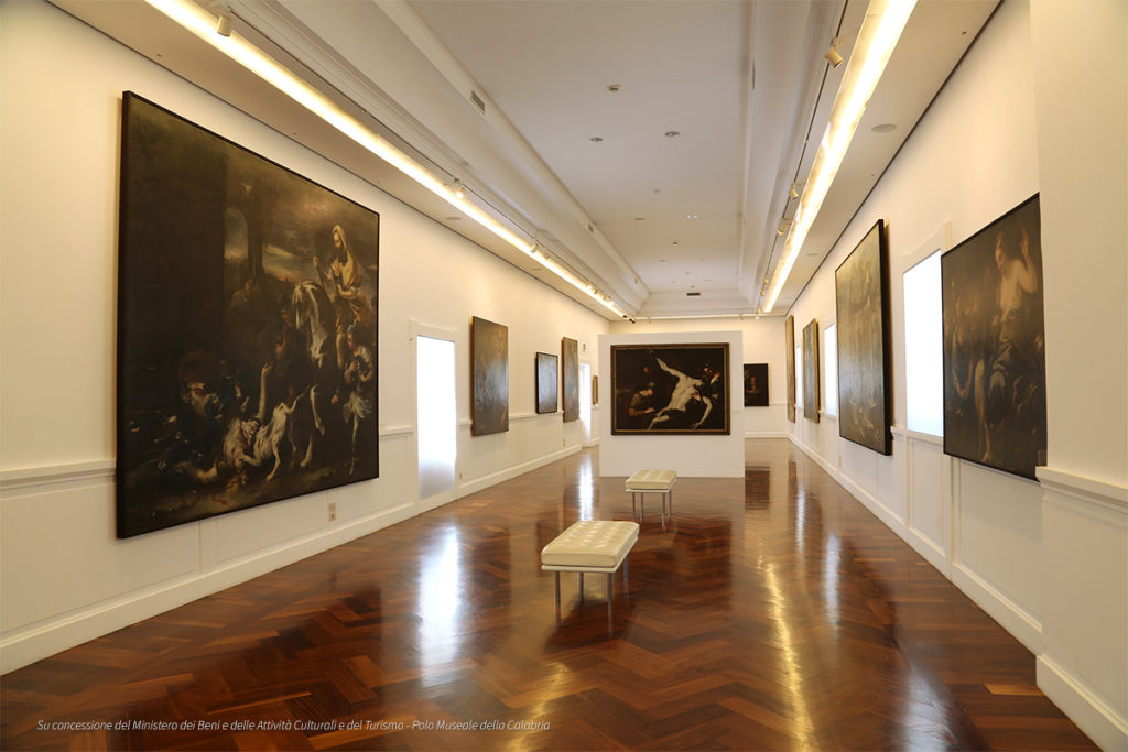 Galleria Nazionale di Cosenza - Polo Museale della Calabria - Palazzo Arnone