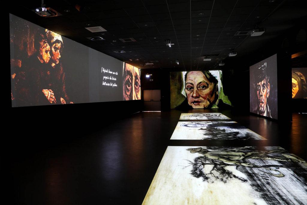 Museo Multimediale di Cosenza - Salone interno