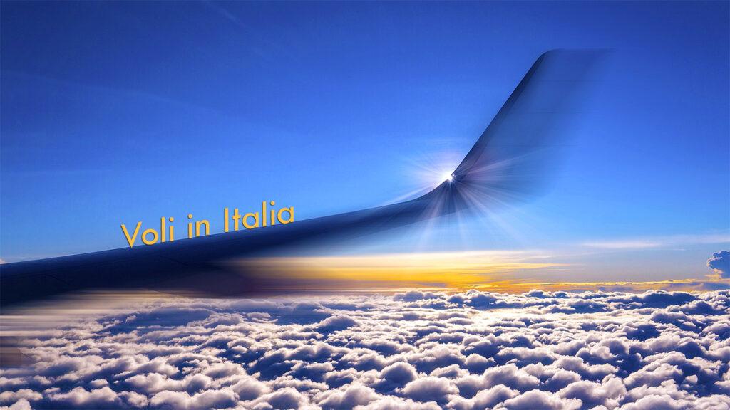 Voli in Italia