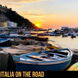 Italia on the road - Sorrento