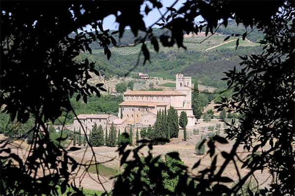 Abbazia di San'Antimo a Montalcino
