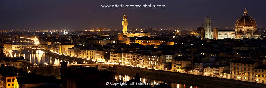 Vacanze a Firenze.