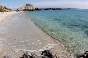 vacanze a capo vaticano, spiaggia,