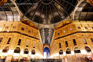 vacanze a milano, galleria, vittorio emanuele,