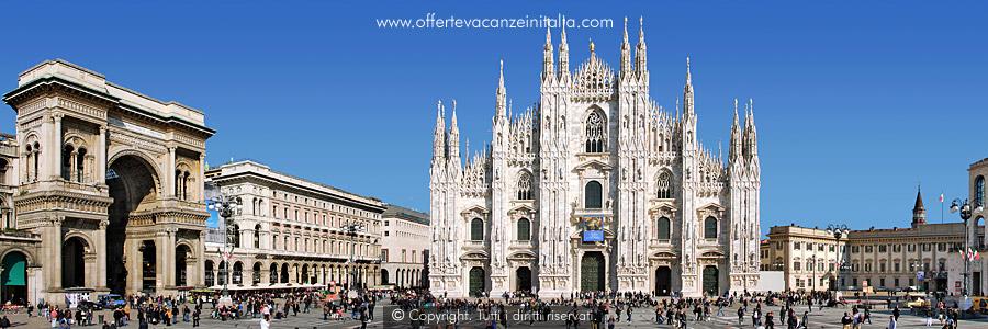 Vacanze a Milano