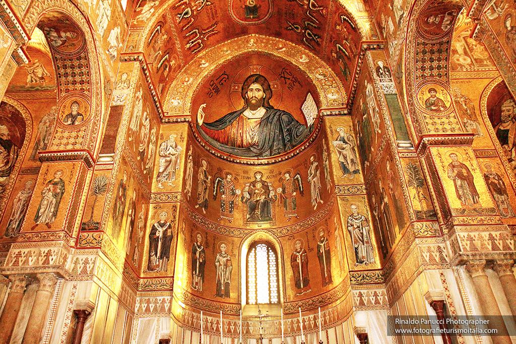 Vacanze a palermo, Duomo di Monreale.