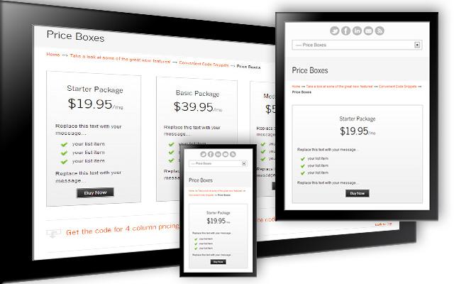 responsive web design,