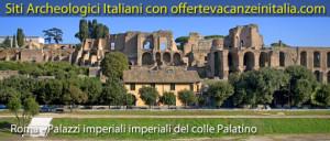 siti archeologici, roma, palazzi imperiali,