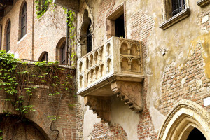 vacanze a verona, giulietta, balcone,