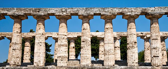 siti archeologici, paestum,
