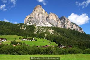 Le montagne in Italia, Corvara.