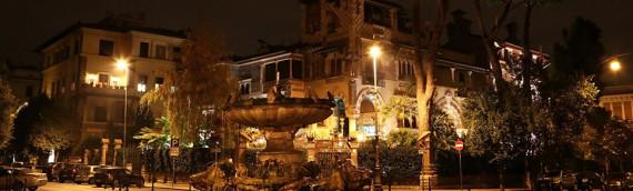 Roma Piazza Mincio
