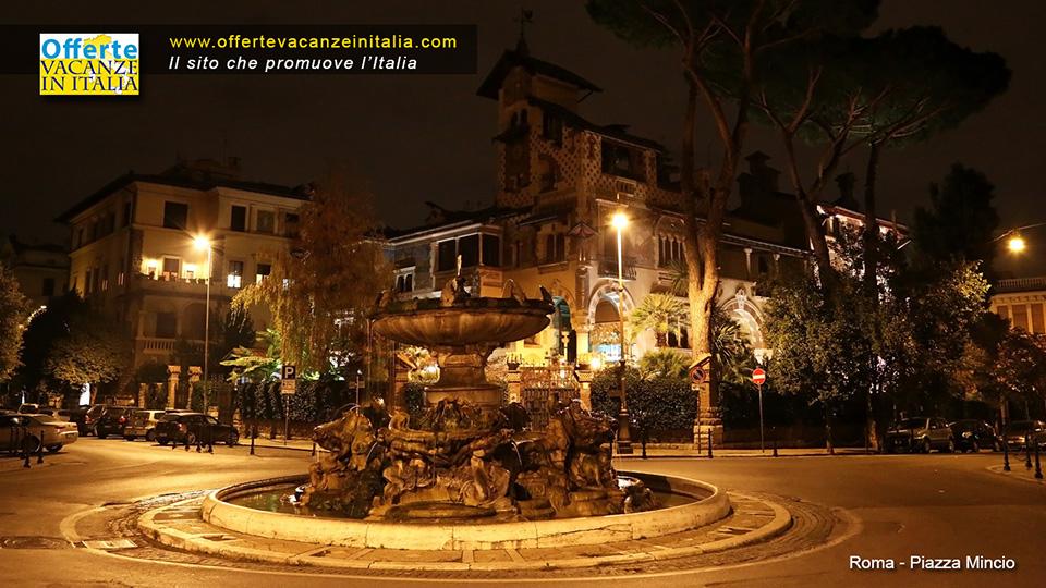 roma, piazza mincio, offerte vacanze italia,