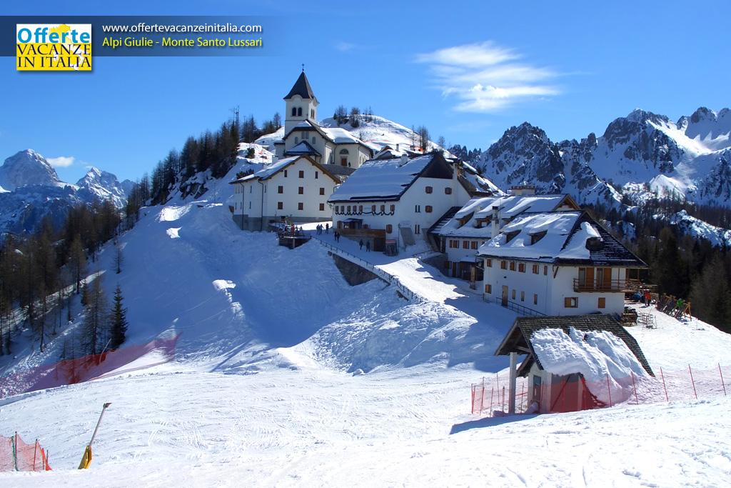 Monte Santo Lussari