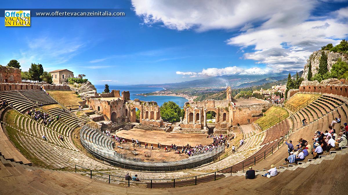 taormina teatro greco,