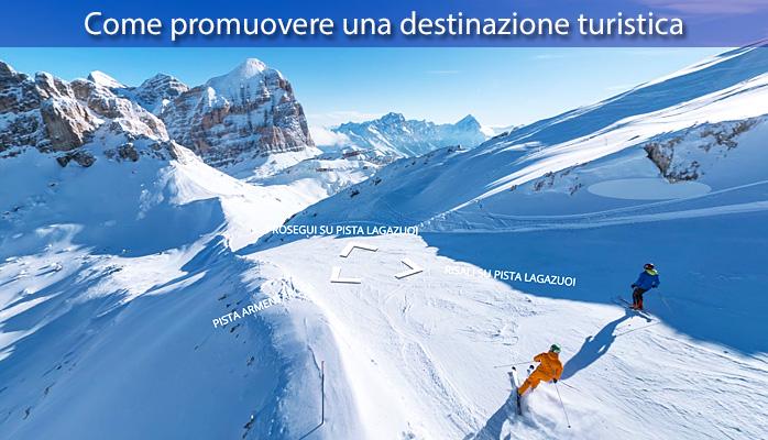 come promuovere una destinazione turistica,