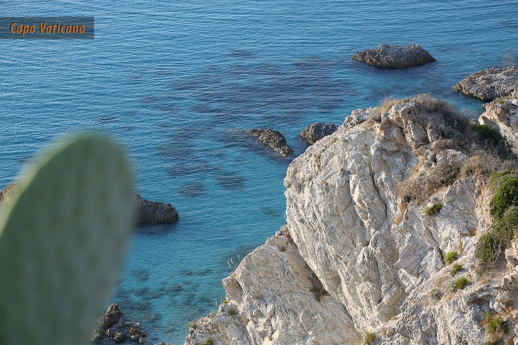 Agosto al mare a Tropea e Capo Vaticano
