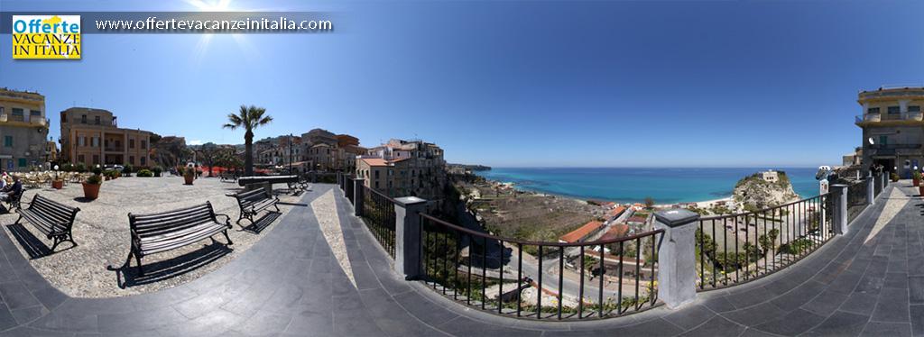 vacanze in italia, calabria, tropea,