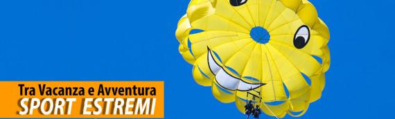 Sport Estremi: consigli per una vacanza all'insegna dell'avventura.