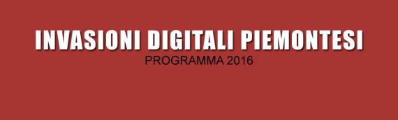 Eventi Piemonte: Invasioni Digitali Piemontesi