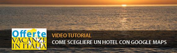 Hotel con Google Maps