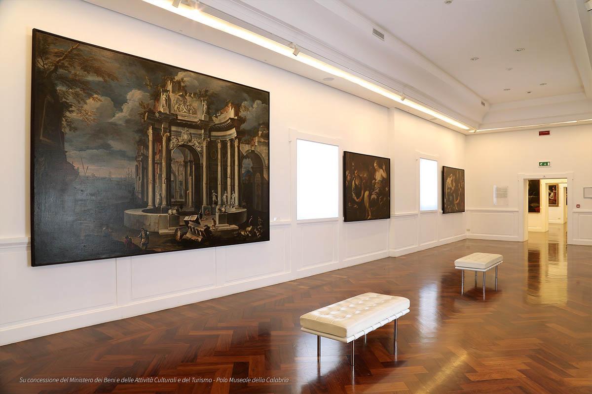 Cosenza. Polo Museale della Calabria - Galleria Nazionale - Palazzo Arnone