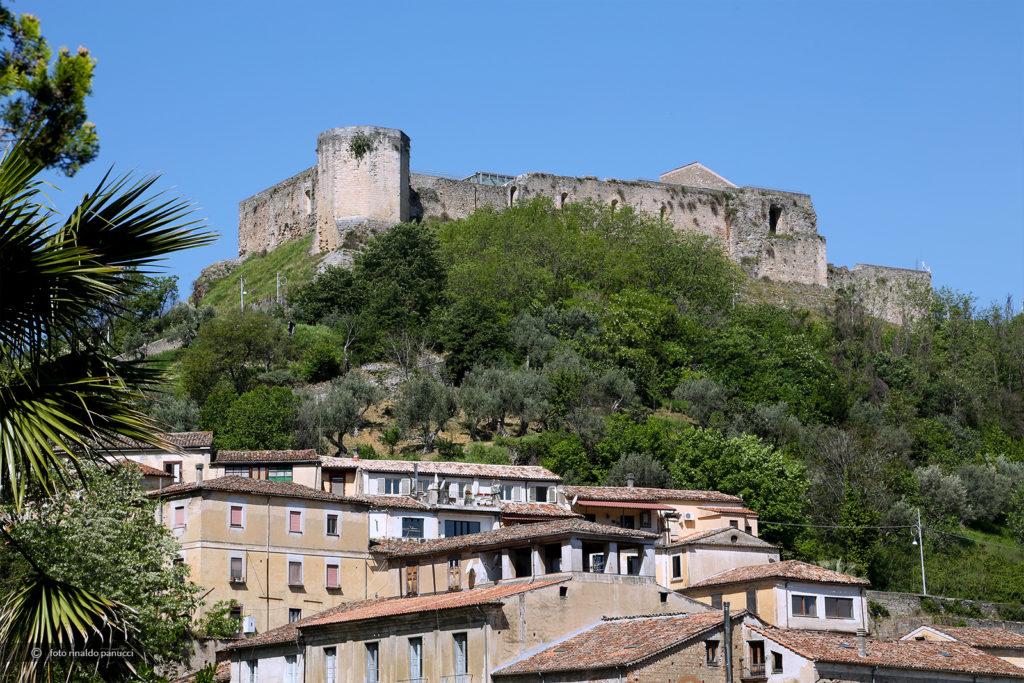 Colle Vetere, castello Svevo.
