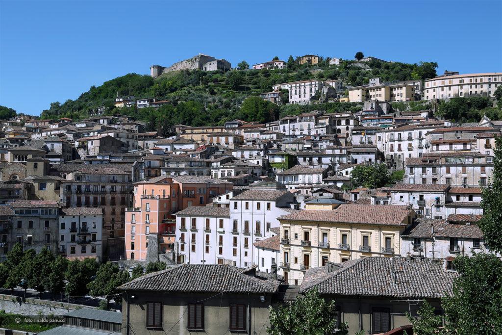Cosenza: centro storico, colle Pancrazio.