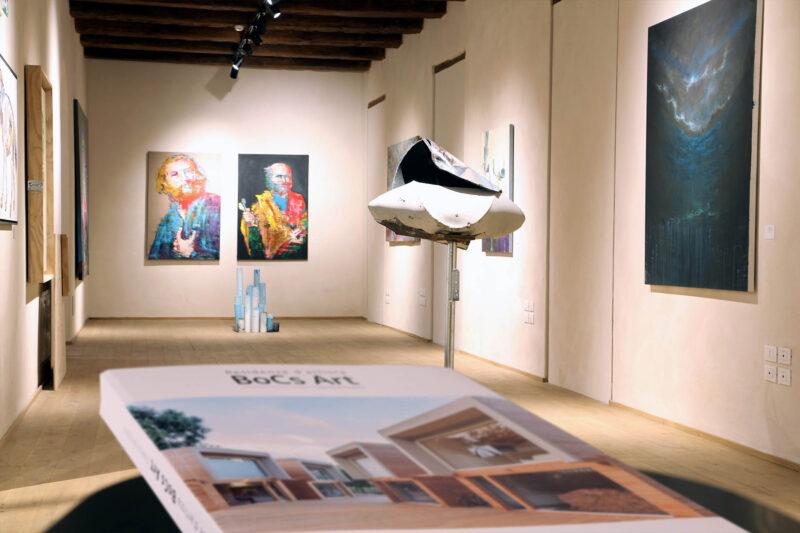 BoCS Art Museum - Cosenza - Sala espositiva