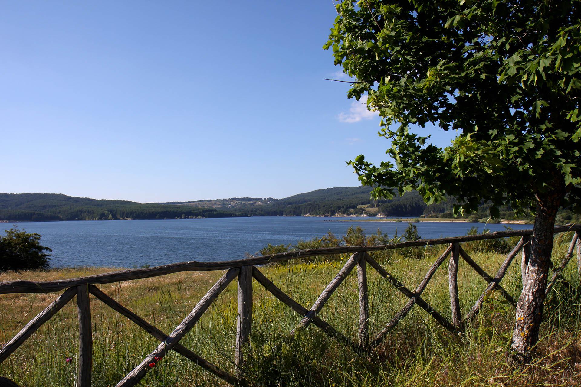 Provincia di Cosenza - Lago Cecita