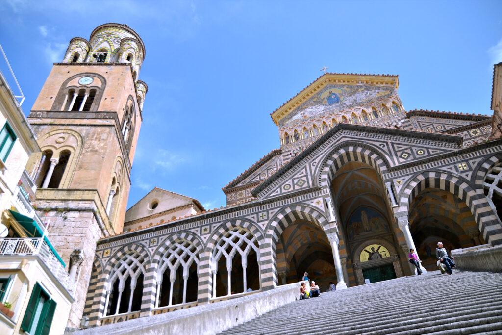 Vacanze ad Amalfi, la Cattedrale.