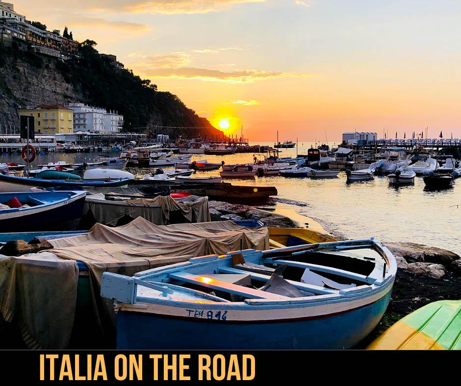 Italia on the road - Sorrento