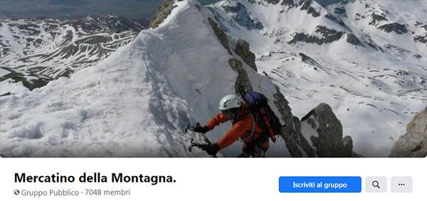 Mercatino della Montagna - Gruppo Facebook